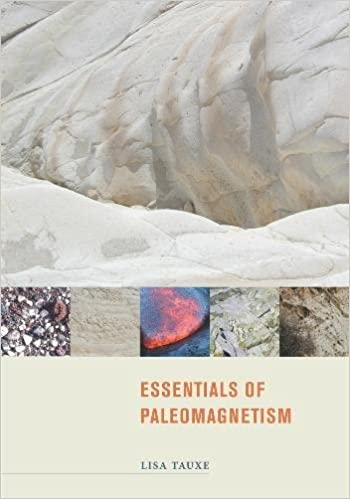 Essentials of paleomagnetism lisa tauxe robert f butler rob van essentials of paleomagnetism first edition fandeluxe Image collections