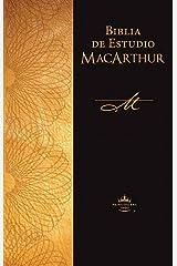 Biblia de estudio MacArthur (Spanish Edition) Tapa blanda
