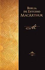 Desde el momento en que decida hacer suya esta Biblia, sabrá que es un clásico.La Biblia de estudio MacArthur es ideal para un análisis profundo y objetivo. El doctor John MacArthur compila en esta obra más de 35 años de labor pastoral y acad...