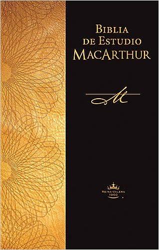 Biblia de Estudio MacArthur-Rvr 1960