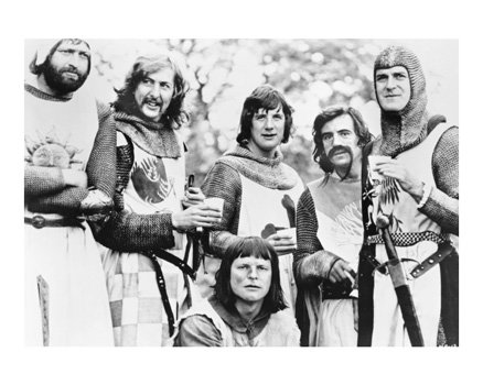 8x10-Poster-Print-Glossy-Monty-Python-and-the-Holy-Grail