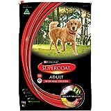 Supercoat Adult Real Chicken Dog Food 18 kg 1 Pack Medium