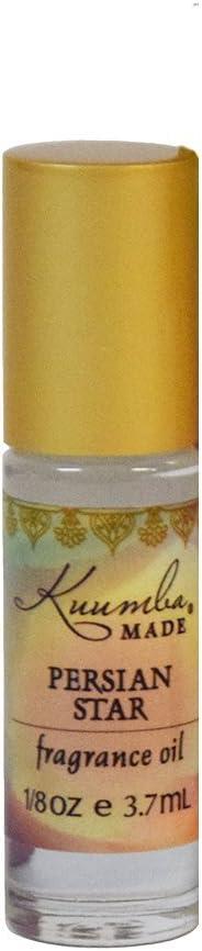 Kuumba Made Persian Star Fragrance Oil 1/8oz (3.7ml)