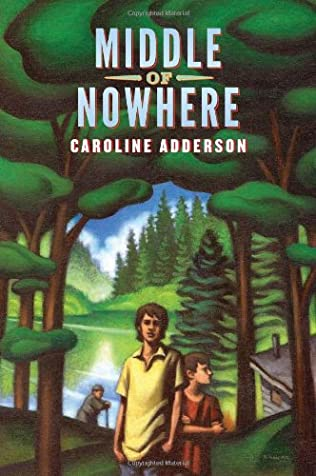 book cover of The Middle of Nowhere
