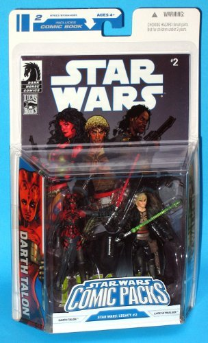 Star Wars Comic Packs:Darth Talon & Cade Skywalker
