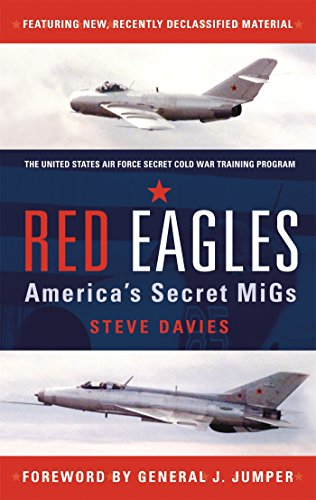 Red Eagles: America's Secret MiGs (General Aviation) for sale  Delivered anywhere in USA