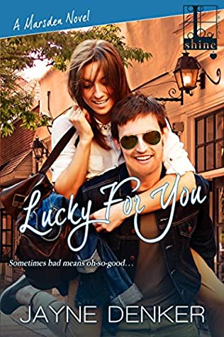 book cover of Lucky For You
