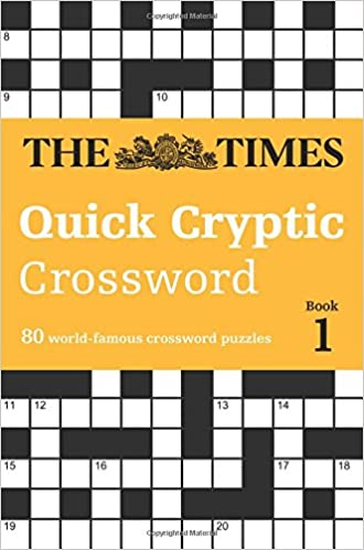 The times quick cryptic crossword book 1 times mind games the times quick cryptic crossword book 1 times mind games amazon the times mind games richard rogan 9780008139810 books solutioingenieria Choice Image
