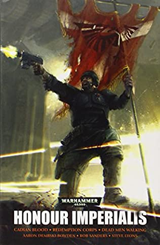 book cover of Honour Imperialis