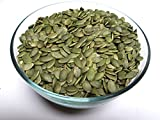 Raw Pepitas / No Shell Pumpkin Seeds, 5 lbs bag. AAA Grade