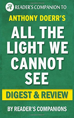 All the Light We Cannot See - ISBN:9781519254856