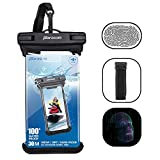 [2018 New Version] Universal Waterpoof Case, Parasom IPX8 Waterproof Phone Pouch Dry Bag
