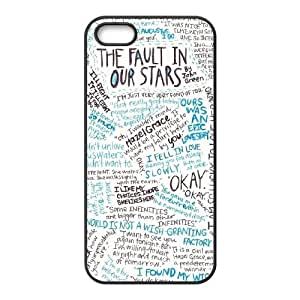 The Fault In Our Stars For Apple Iphone 5 5S Cases AKG241618