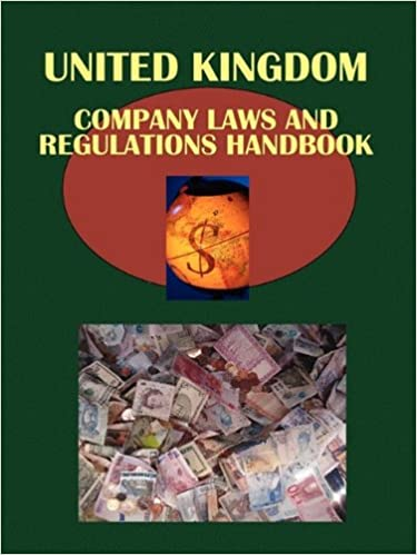 Book UK Company Law and Regulations Handbook (World Law Business Library)