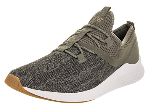 New Balance Mens Fresh Foam Lazr V1 Running Shoe Military Foliage Green/White PAquQQDSy