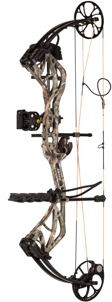 New 2018 Bear Archery Species RTH Compound Bow 70# Right Hand Realtree Edge Camo