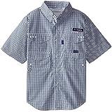 Columbia Sportswear Boy's Super Bonehead Short Sleeve Shirt