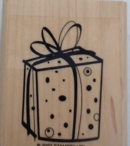 2007 Present (Stampin' Up! 2007 - Present - Wood Mounted Rubber Stamp)