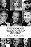 The Book on Relationship Quotes, Neal Ranzoni, 1489531254
