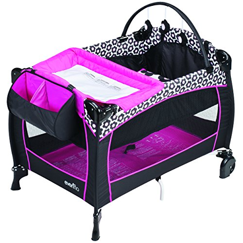 Evenflo Portable Babysuite Deluxe Playard, Marianna