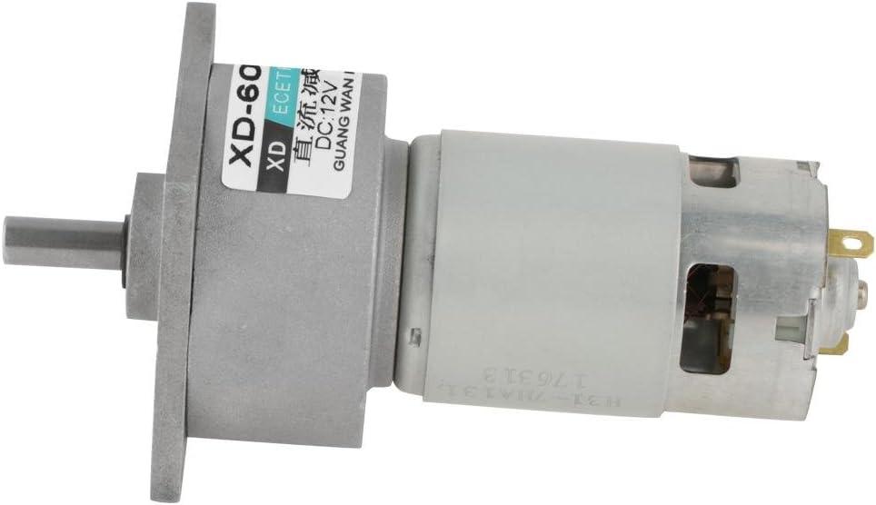 5 600 Rpm Speed Reducer Getriebemotor Dc 12 24v 35w Cw Ccw Micro Hohe Drehmoment Drehzahl Getriebe 12v 5rpm Beleuchtung