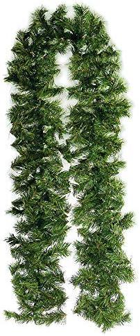 VBS Tannengirlande 2,75 m lang schmücken Weihnachtsdeko Girlande