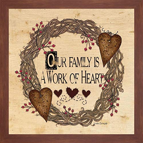 Our Family is a Work of Heart by Linda Spivey - 16