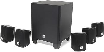 JBL CINEMA 510 5.1-Ch Home Theater Speaker