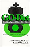 img - for GO-Diet, The Goldberg-O'Mara Diet Plan book / textbook / text book