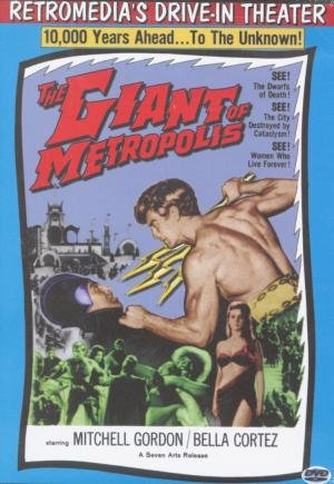The Giant of Metropolis - Sherlock Homes Costumes