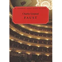 Faust: Vocal Score