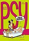 Les Psy, Tome 18 : Tout baigne !  par Cauvin