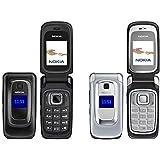 Nokia 6085 GSM AT&T Quadband Mobile Flip Phone