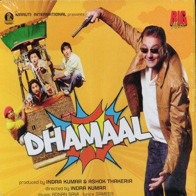 Dhamaal (Sanjay Dutt, Arshad Warsi, Rahul Khanna and Ritesh Deshmukh)