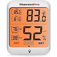 ThermoPro Thermomètre Hygromètre Numérique