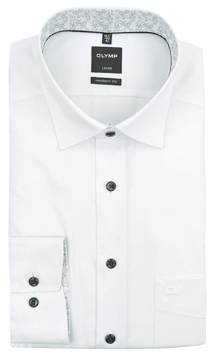 Olymp - Camisa Formal - con Botones - para Hombre
