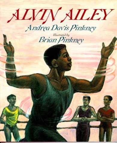 Alvin Ailey by Spider-Man