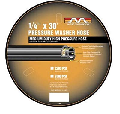 High Pressure Replacement Hose