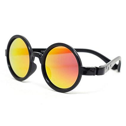 Peggy Gu Gafas de Sol polarizadas Flexibles de la Protección Ultravioleta de la Lente Coloreada de