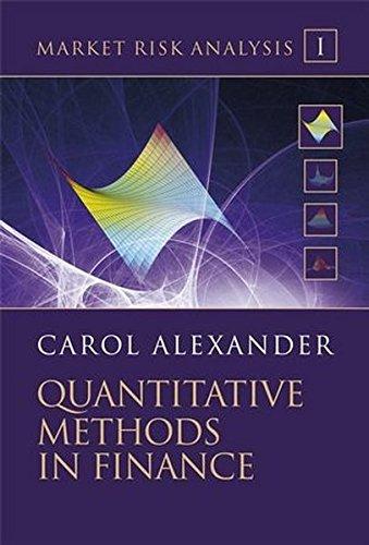 Market Risk Analysis, Quantitative Methods in Finance (Volume (Quantitative Risk)