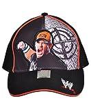 WWE Wrestling John Cena Wrestler Adjustable Black Boys Baseball Cap