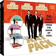 The Rat Pack: 56 Great Songs From The Kings Of Cool (3CD)