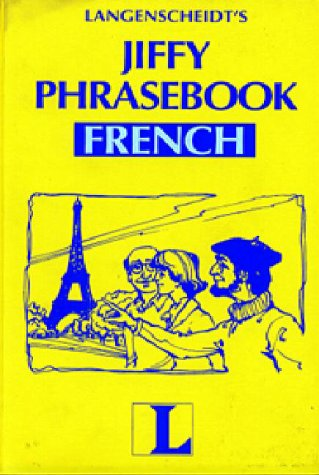 Jiffy Phrasebook French [Book Only] (English and French - Jiffy Book