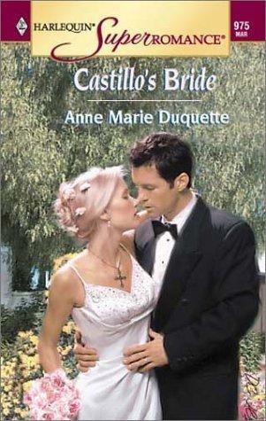 book cover of Castillo\'s Bride
