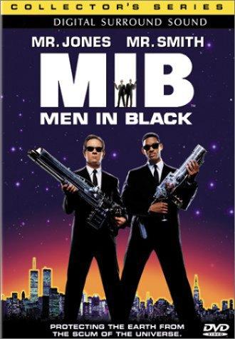 Agent K Tommy Lee Jones Men In Black Costume Relic Keychain Fabric Fobs Worn by Jones in the movie Men In Black 2!