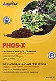 Laguna Phos-X Phosphate Remover, Water Treatment, 2-Pack, Net Vol. 0.8 L
