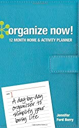 Organize Now Day Planner