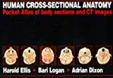 Human Cross-Sectional Anatomy : Pocket Atlas of Body Sections and CT Images, Ellis, Harold and Dixon, Adrian, 0750620285