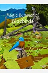Magic Summer of Bluebirds Hardcover