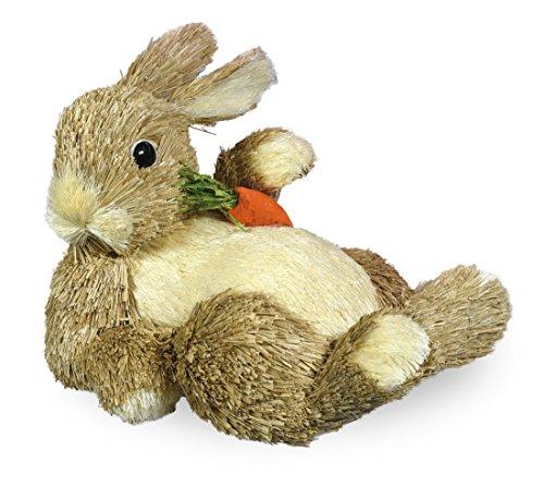 (Boston International HA16036 Lounging Bunny With Carrot)